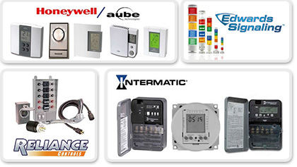 Complete Inventory of Electrical Control & Distribution